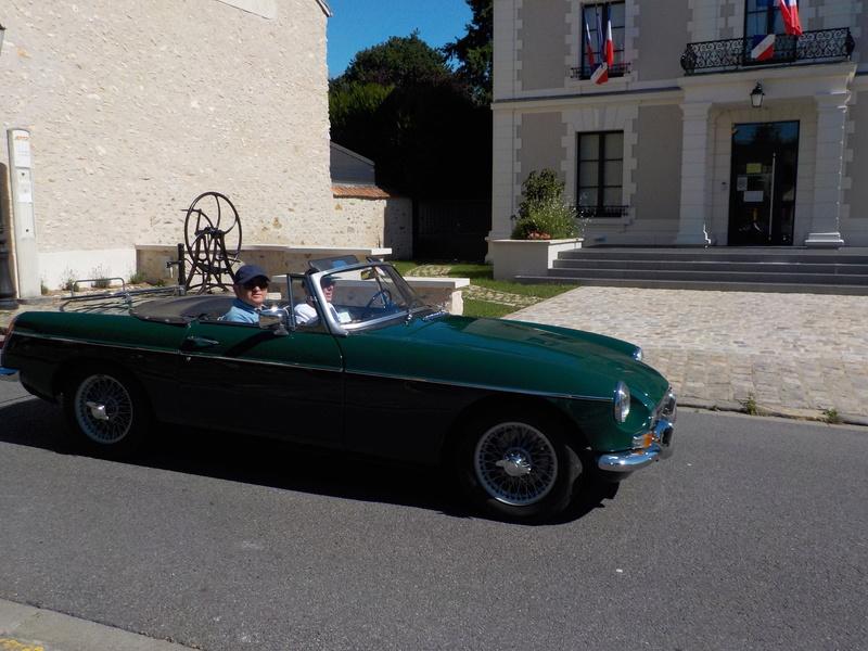 105e Rendez-Vous de la Reine - Rambouillet, le 16 juillet 2017 Dscn1511