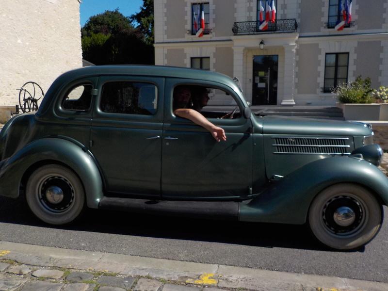 105e Rendez-Vous de la Reine - Rambouillet, le 16 juillet 2017 Dscn1516