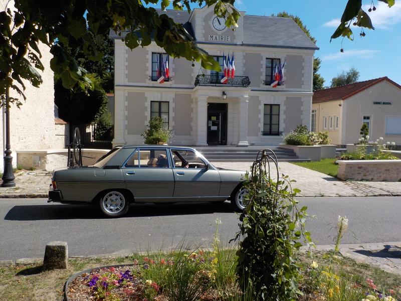 105e Rendez-Vous de la Reine - Rambouillet, le 16 juillet 2017 Dscn1528
