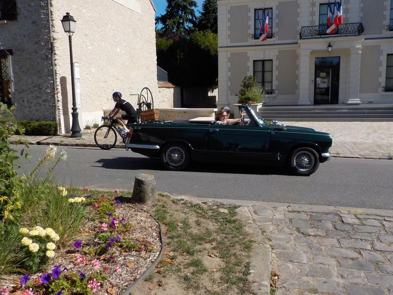 105e Rendez-Vous de la Reine - Rambouillet, le 16 juillet 2017 Dscn1531