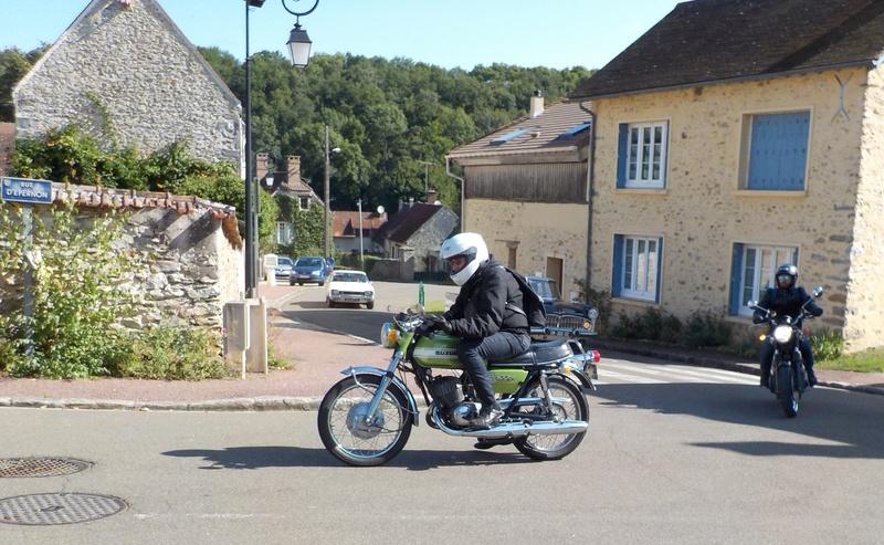 106ème Rendez-Vous de la Reine - Rambouillet le 20 août 2017 - Page 4 Dscn2217