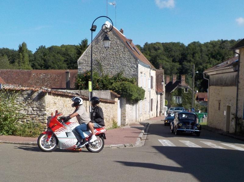 106ème Rendez-Vous de la Reine - Rambouillet le 20 août 2017 - Page 4 Dscn2223