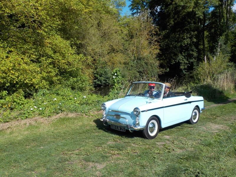106ème Rendez-Vous de la Reine - Rambouillet le 20 août 2017 - Page 5 Dscn2260