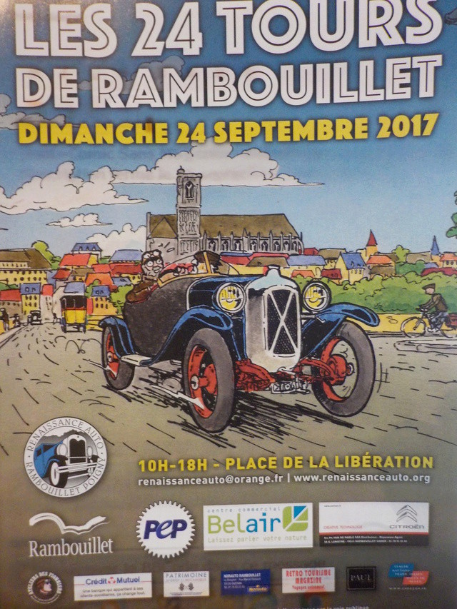 Les 24 Tours de Rambouillet, dimanche 24 septembre 2017 Dscn2411