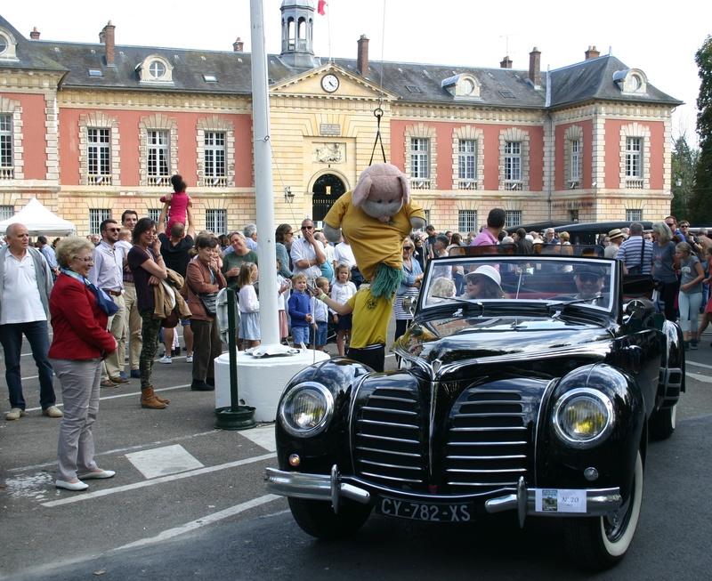 Les 24 Tours de Rambouillet, dimanche 24 septembre 2017 - Page 2 Img_1345