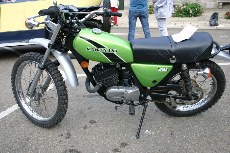 Kawasaki 125 KE Img_1411