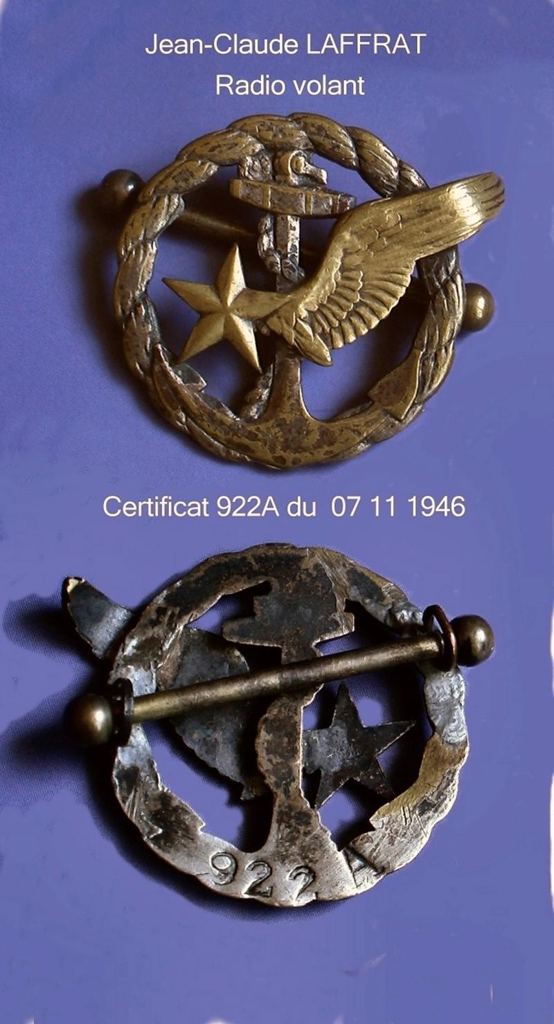 [ Logos - Tapes - Insignes ] LES INSIGNES DE L'AÉRONAUTIQUE NAVALE... - Page 15 1946_m10
