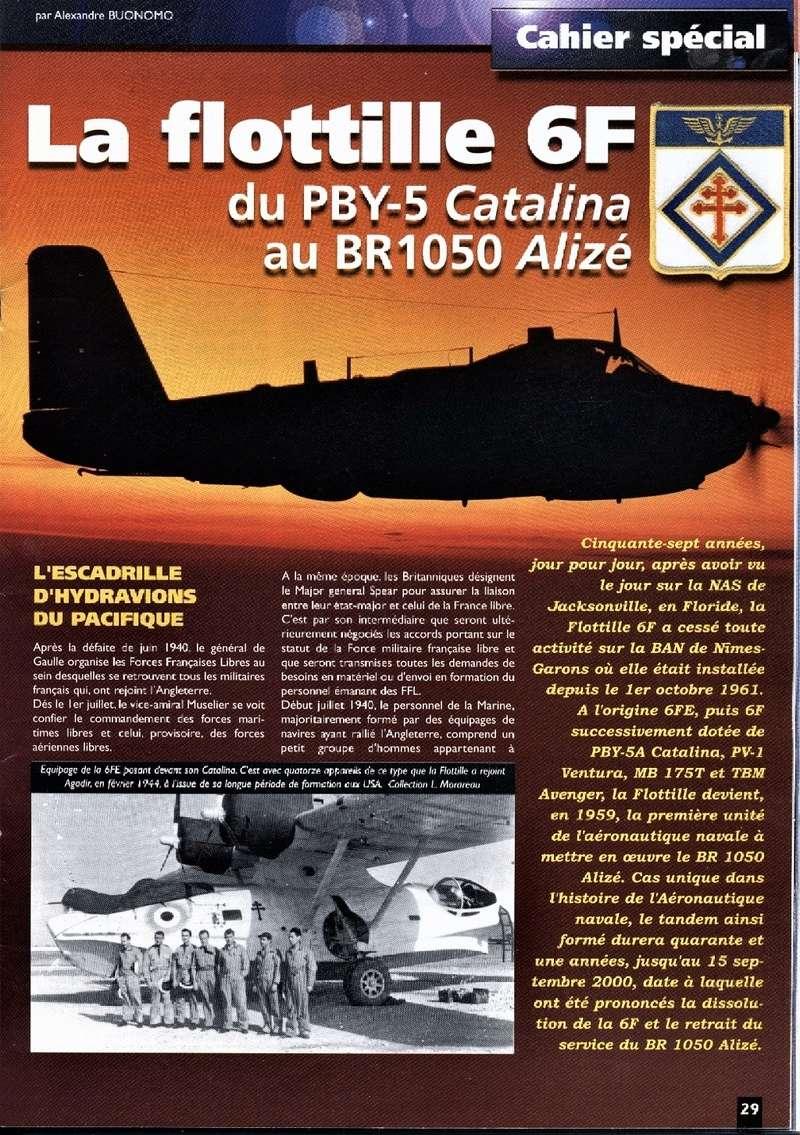 FLOTTILLE  6 F - Page 8 6f_pby11