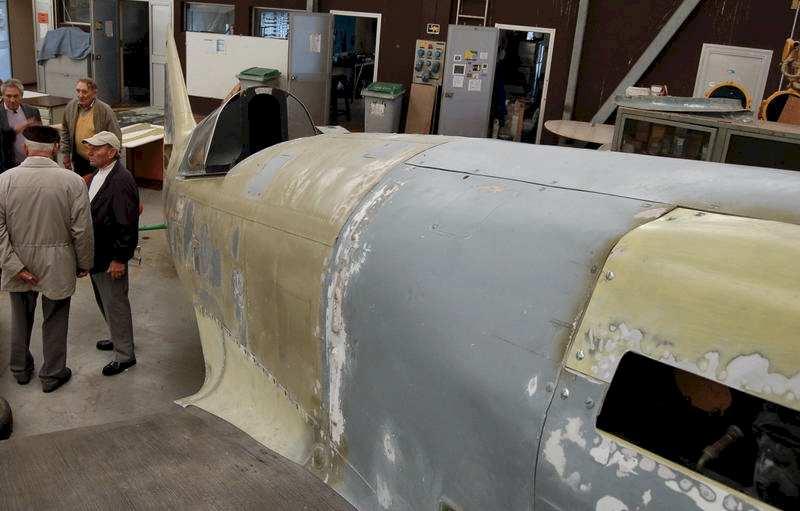[ Les Musées en rapport avec la Marine ] Musée de l'Aeronautique Navale de Rochefort - Page 6 Dsc01910