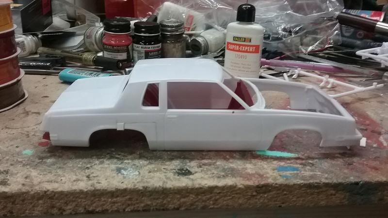 1982 Oldsmobile Cutlass Pro Stock WJ's Hurst Olds 20170958