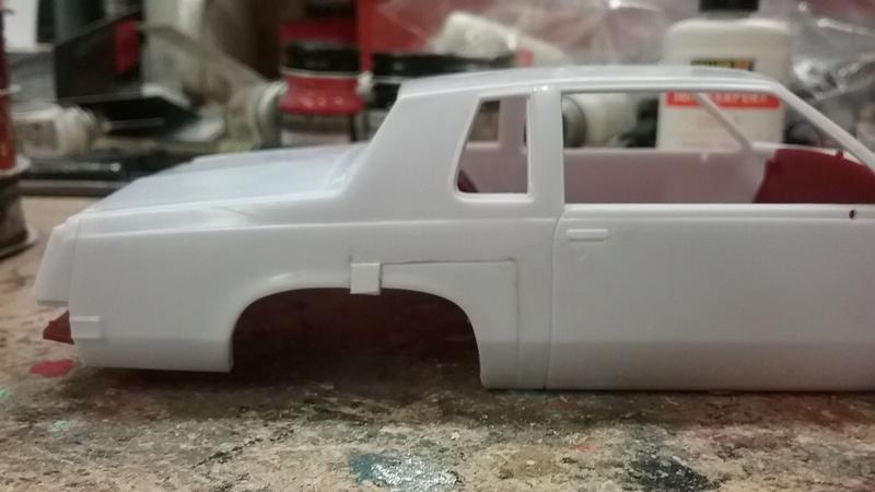 1982 Oldsmobile Cutlass Pro Stock WJ's Hurst Olds 20170959