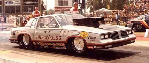 1982 Oldsmobile Cutlass Pro Stock WJ's Hurst Olds 9dd05610