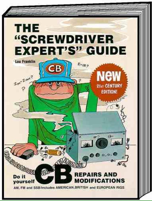 """The """"Screwdriver Expert's"""" Guide (USA - GB -EU) 197610"""