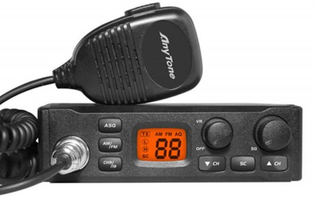 Anytone AT-300M (Mobile) 255-6110