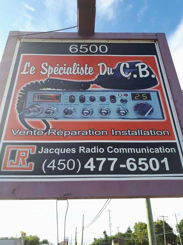 Le Spécialiste du C.B. - Sympatico (Québec) 47372510