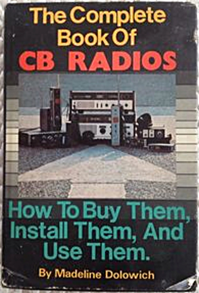 The Complete Book Of CB Radios (Livre (USA) 51ccc910