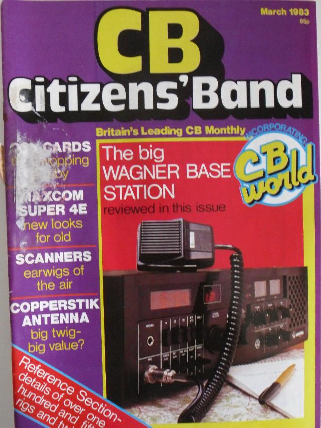 CB Citizens' Band (Magazine (GB) Cb-cit10