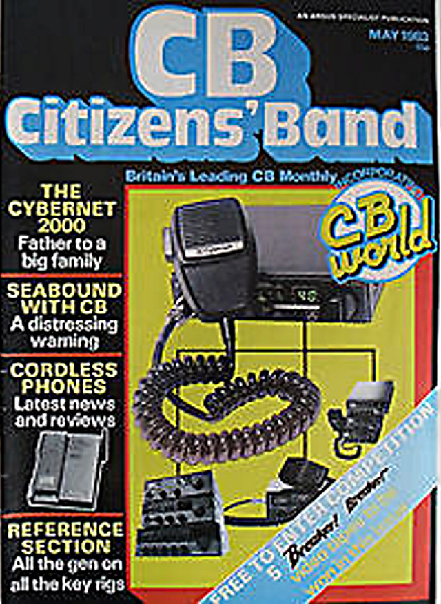 CB Citizens' Band (Magazine (GB) Cb-cit11