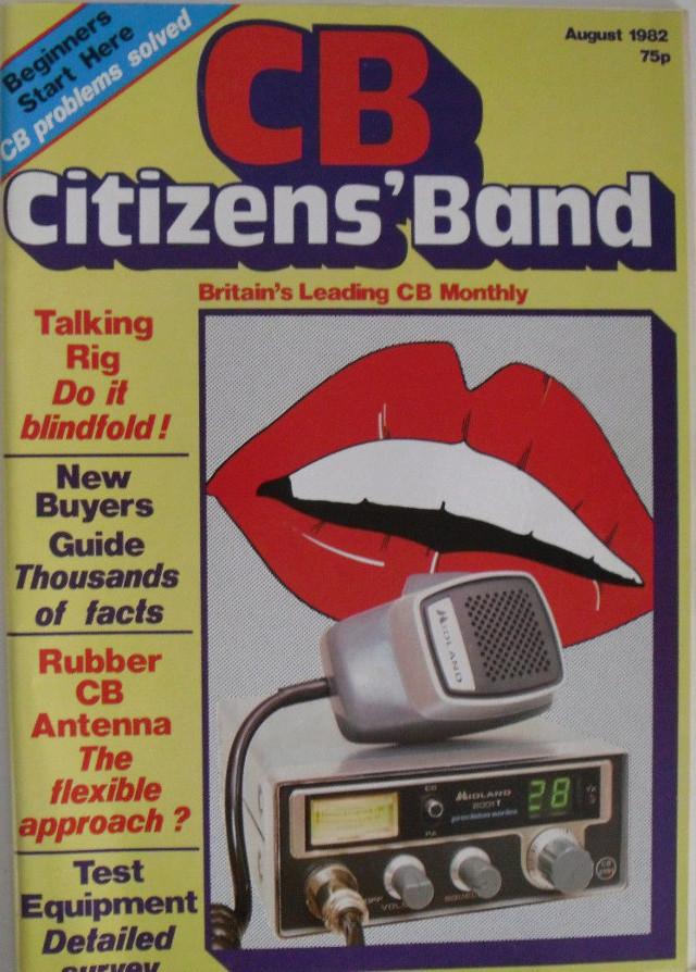 CB Citizens' Band (Magazine (GB) Cb-cit14