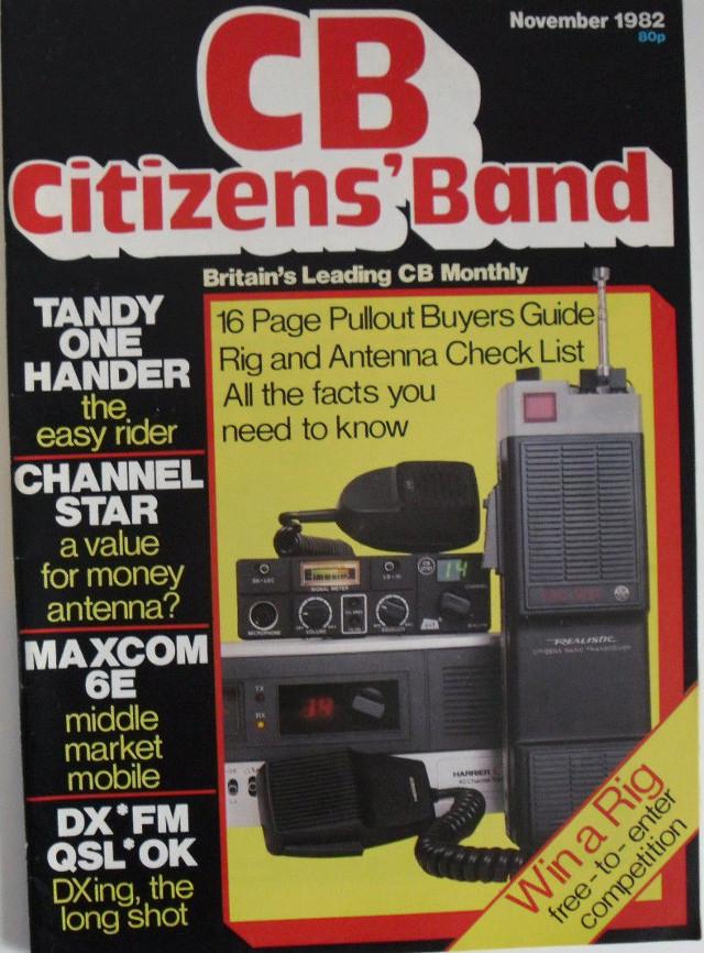 CB Citizens' Band (Magazine (GB) Cb-cit15