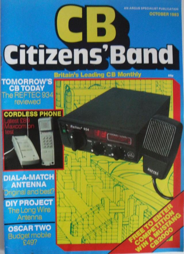 CB Citizens' Band (Magazine (GB) Cb-cit22