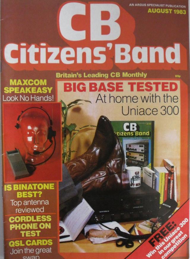 CB Citizens' Band (Magazine (GB) Cb-cit23