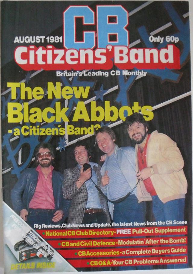 CB Citizens' Band (Magazine (GB) Cb-cit26