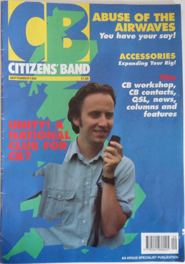 CB Citizens' Band (Magazine (GB) Cb-cit27