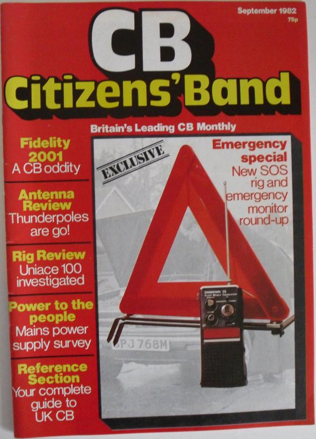 CB Citizens' Band (Magazine (GB) Cb-cit29