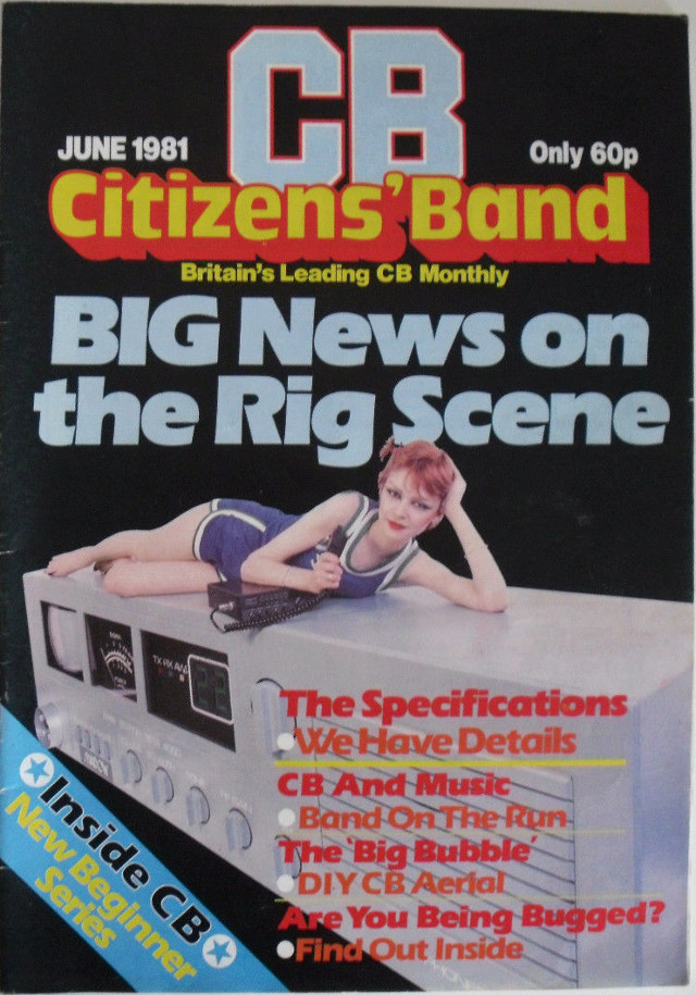 CB Citizens' Band (Magazine (GB) Cb-cit30