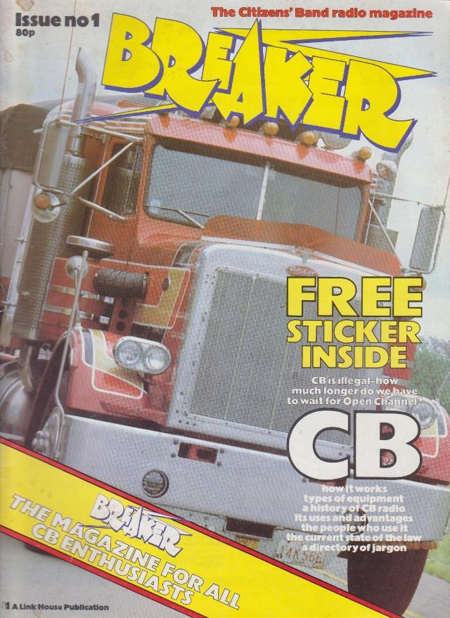 Breaker (Magazine (GB) Citize13