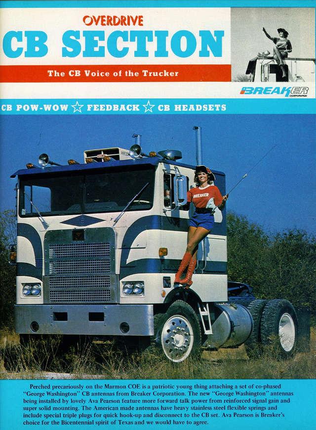 Overdrive - CB Section (Magazine (USA) Decemb11