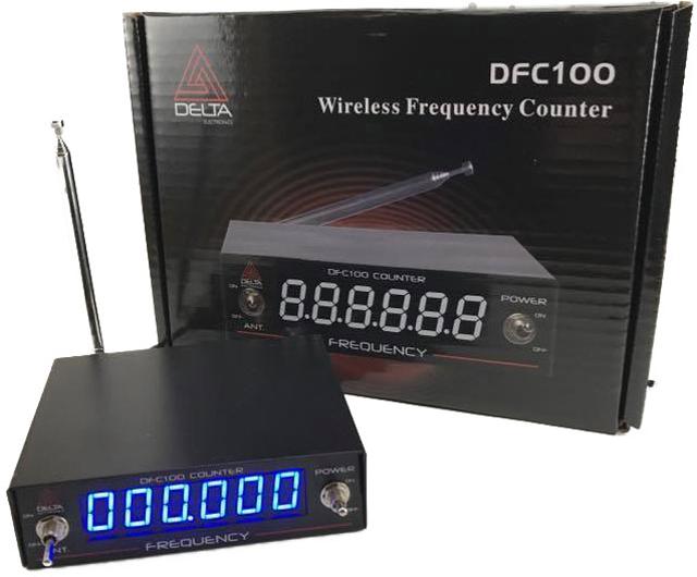 Delta Electronics DFC100 (Fréquencemètre) Delta_10