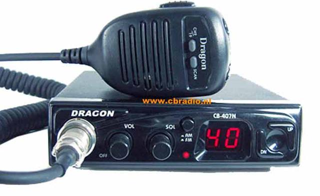 Dragon CB-407N (Mobile) Dragon12