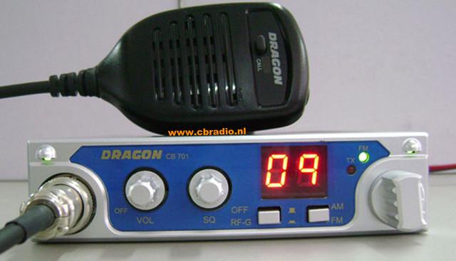 Dragon CB 701 (Mobile) Dragon13
