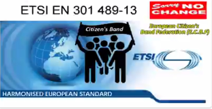 ECBF - European Citizen's Band Fédération Etsi10