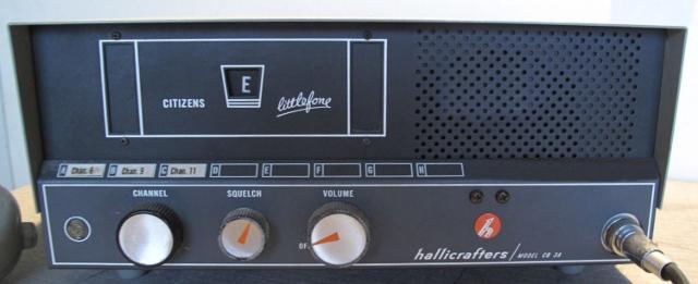 Hallicrafters CB-3A (Base) Hallic10