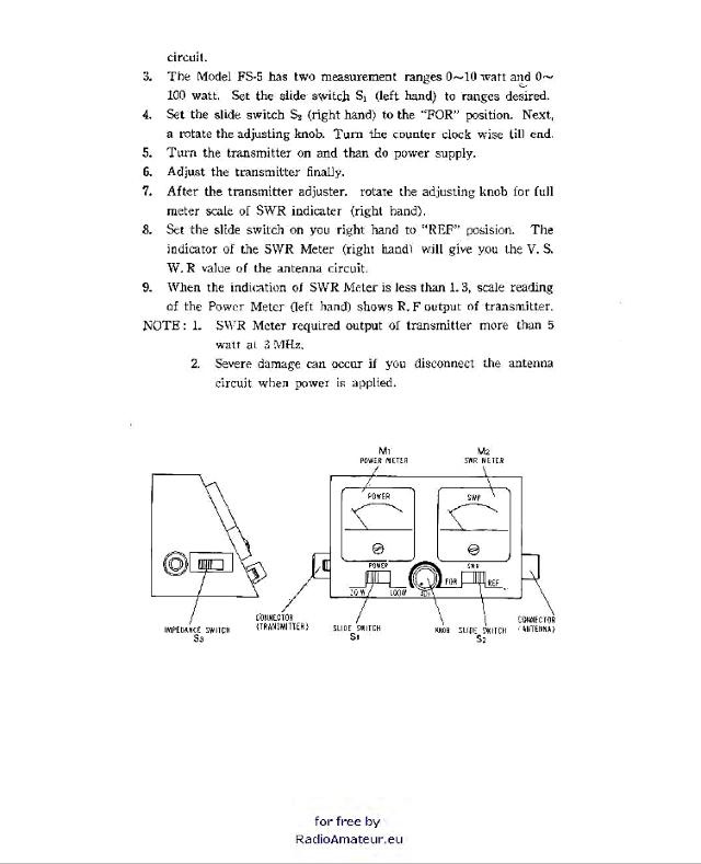 BST FS-5 (Tosmètre / Wattmètre) Hansen12
