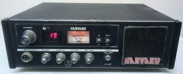 Harvard H-407 (Base) Harvar13