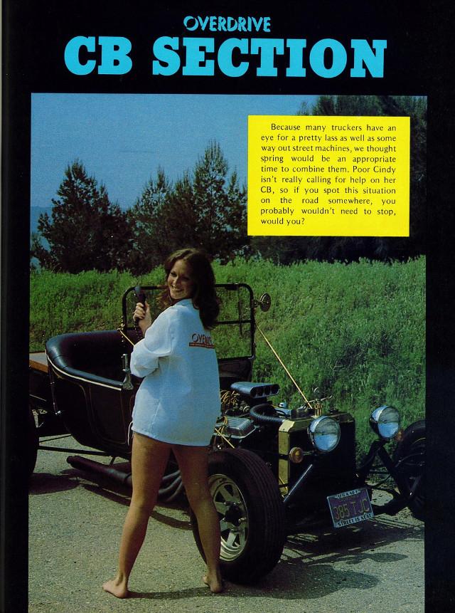 Overdrive - CB Section (Magazine (USA) May19710