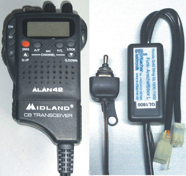 Midland Alan 42 Multi (Portable) Midlan25