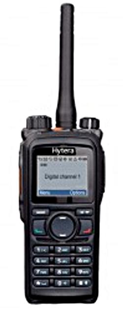 Hytera PD785 (Portable) Pd78510