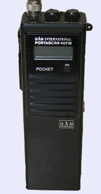 Ham International Portascan 40FM (Portable) Portas10