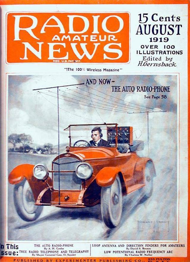 Radio News / Radio Amateur News / Radio & Television News (Magazine (USA) Radio_11