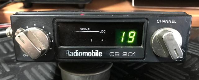 Radiomobile CB 201 (Mobile) Radiom10