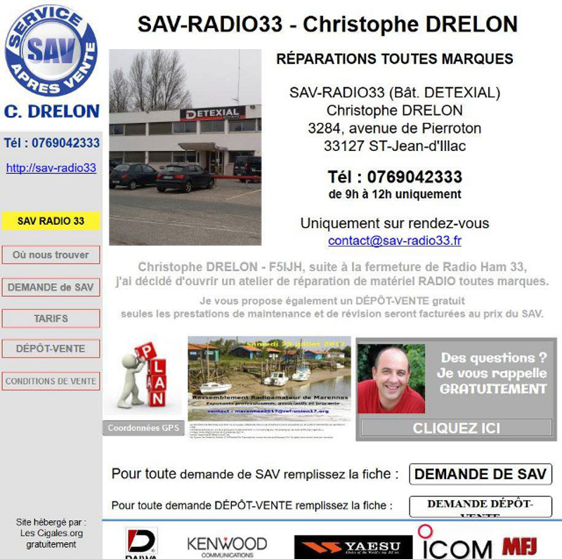 Brocante - Salon Radioamateur de Marennes - REF 17 (29/07/2017) Sav_ra10