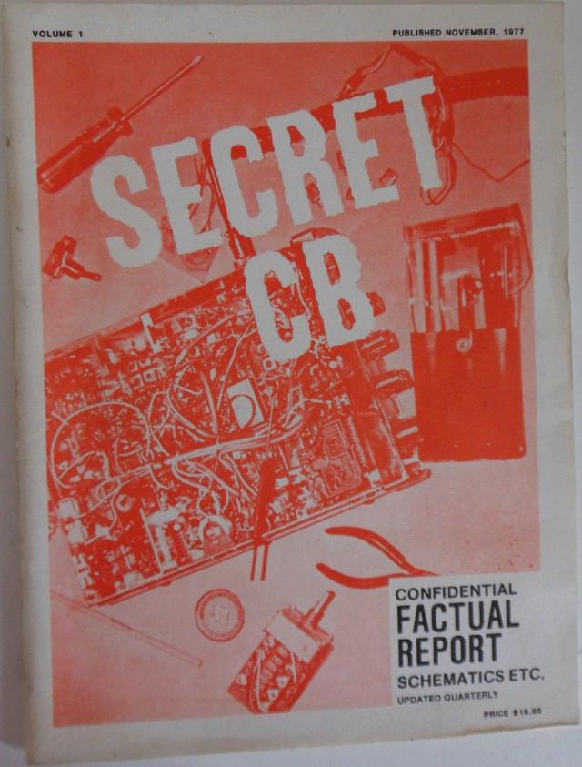 Secret CB Magazine (GB) Secret10