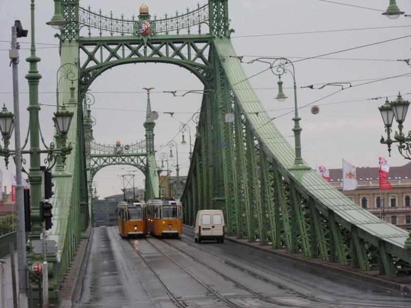 un petit tour vers l'EST Budape17