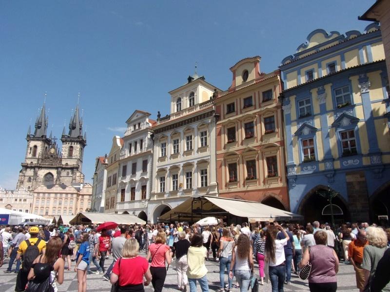 un petit tour vers l'EST Prague19
