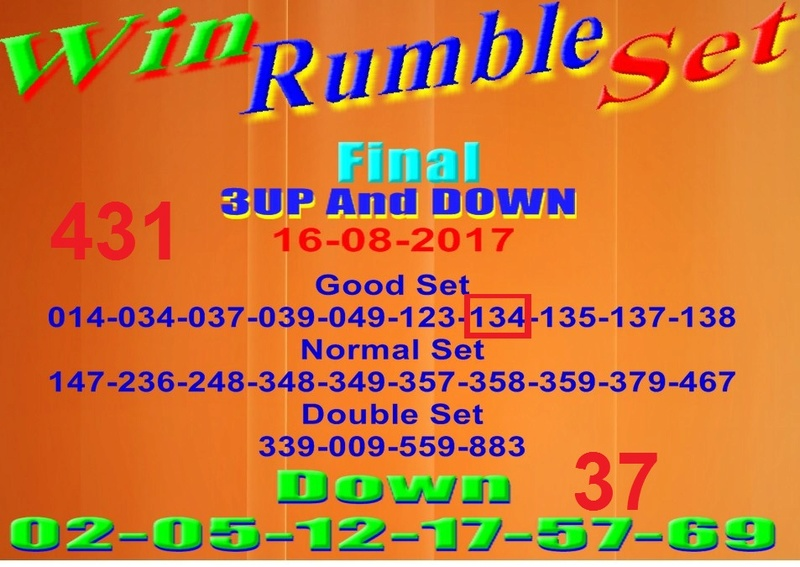 Win Rumble Set *** 300 Riyals